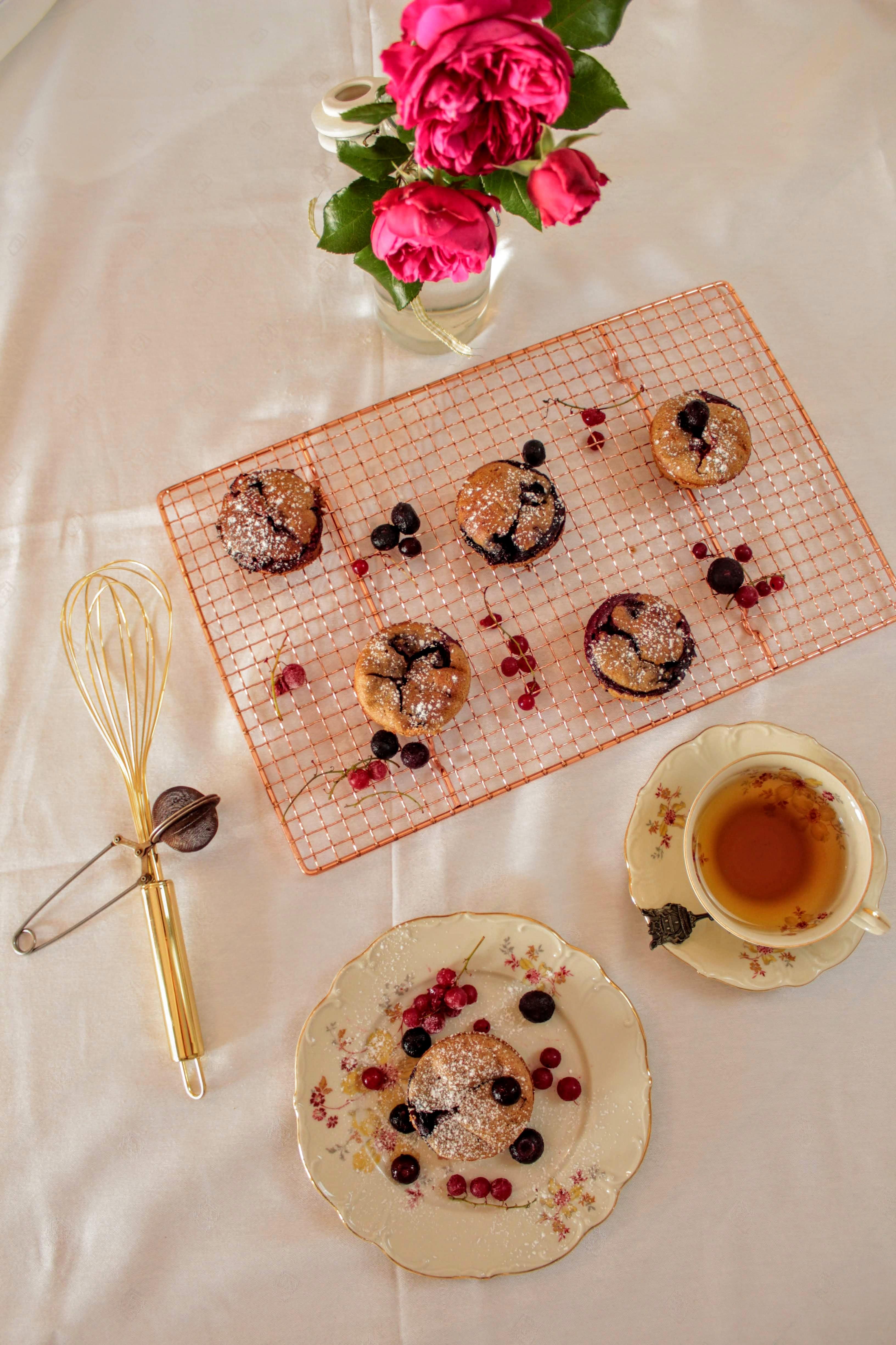 muffins rezept einfach und schnell