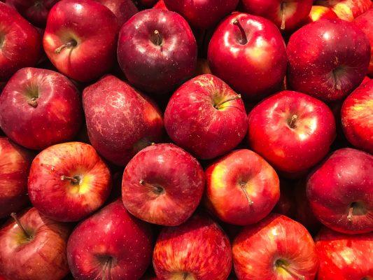 Wieviel Kalorien hat ein Apfel ?