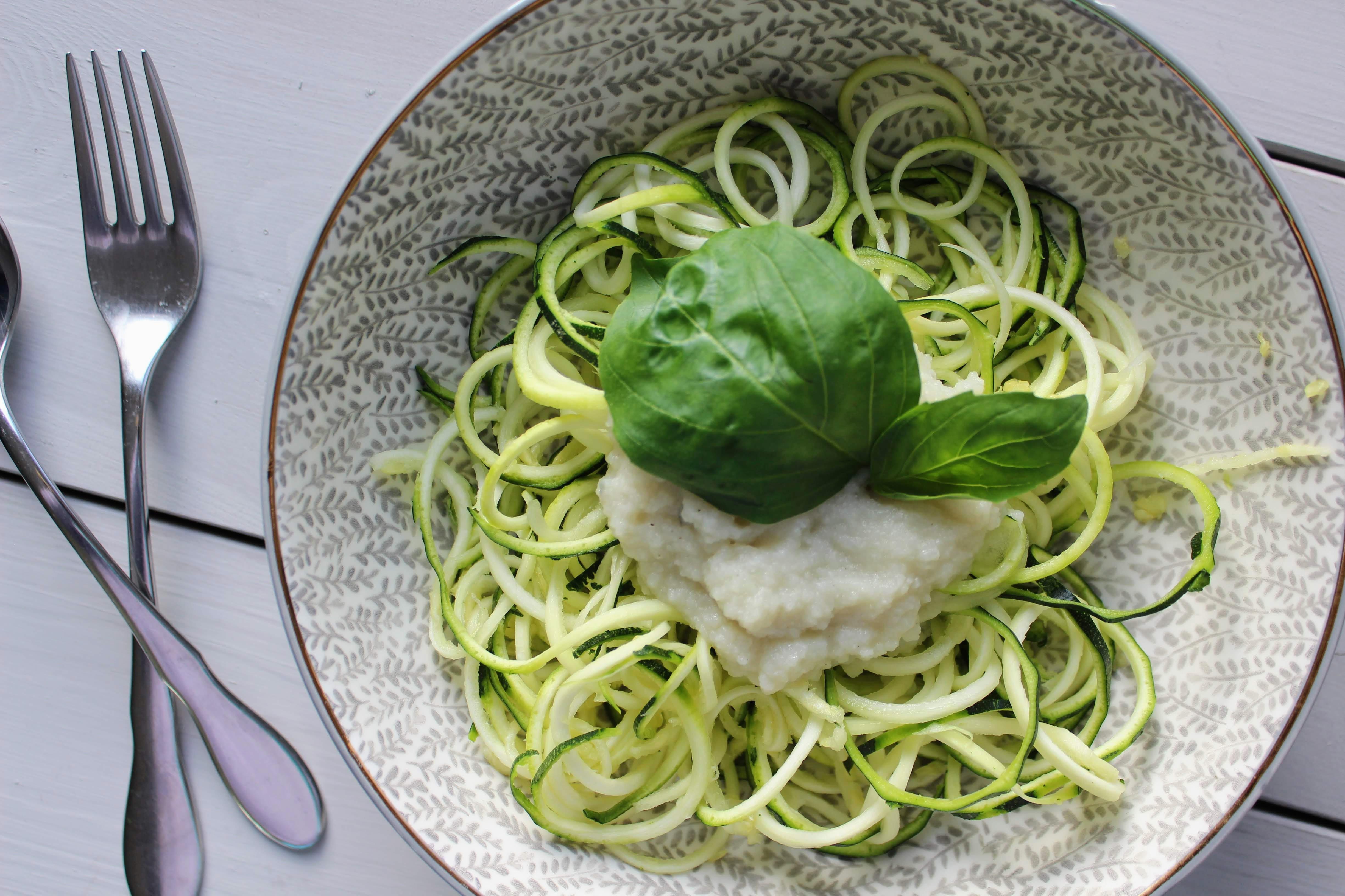 Kann man zucchini roh essen