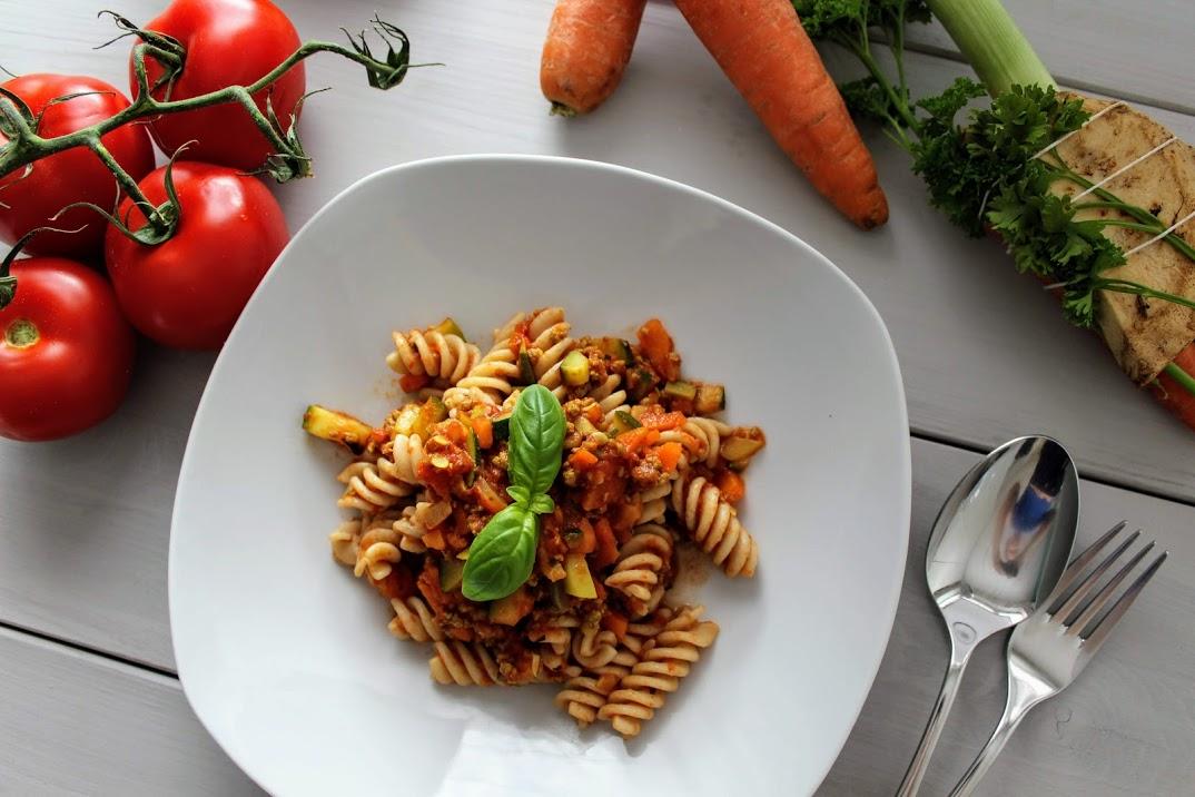 Tomaten Soße mit passierten Tomaten