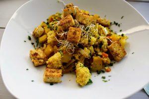 rezept mit tofu