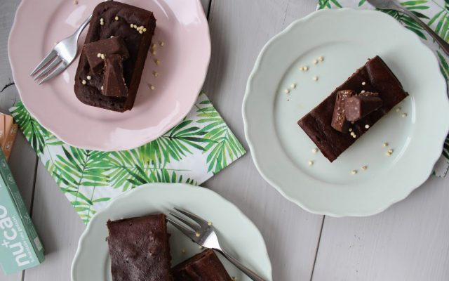 Brownie Rezept saftig schokoladig
