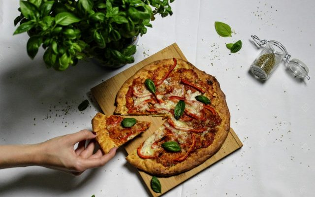 quark öl teig pizza